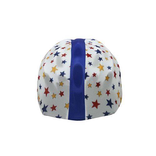 Funda casco Estrellas Pop Frontal