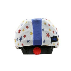 Funda casco Estrellas Trasera