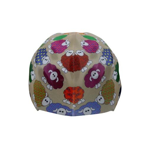 Funda casco Ovejas Frontal