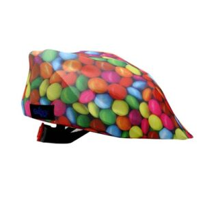 Funda casco Smarties Derecha