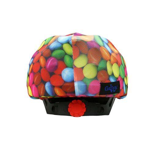Funda casco Smarties Trasera