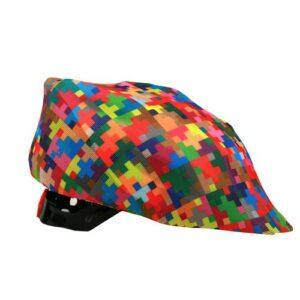Funda casco Tetris Derecha