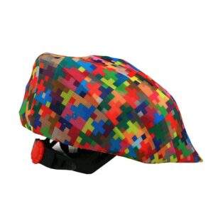 Funda casco Tetris