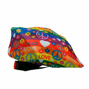Funda casco Peace & Flowers Derecha