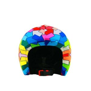 Funda para casco Flechas Frontal