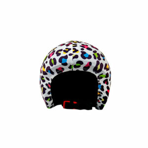 Funda casco Crazy Animal Print frontal