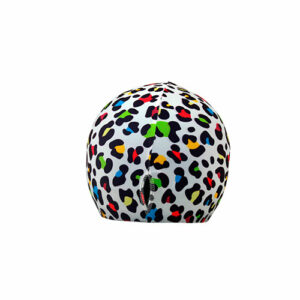 Funda casco Crazy Animal Print trasera