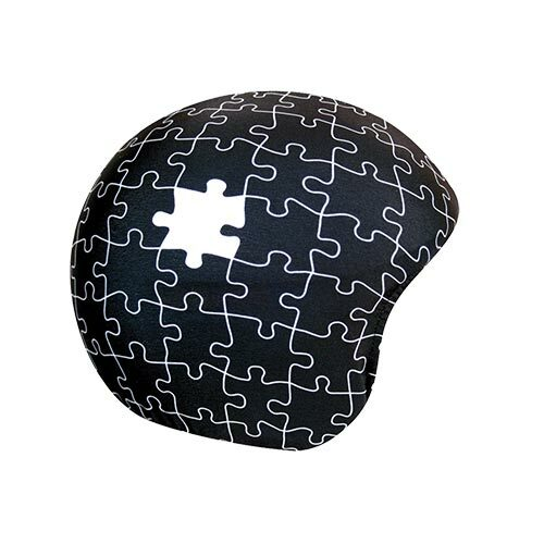 Funda casco Puzzle lateral
