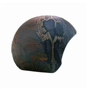 Funda casco Serpiente
