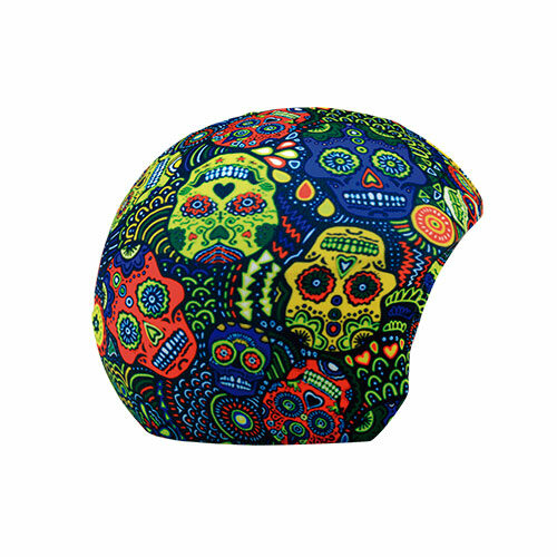 Funda casco Calaveras Maories