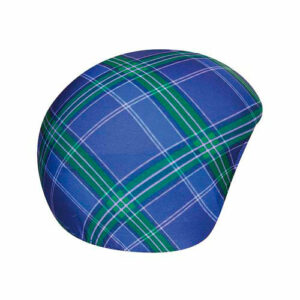 Funda casco Escoces Azul