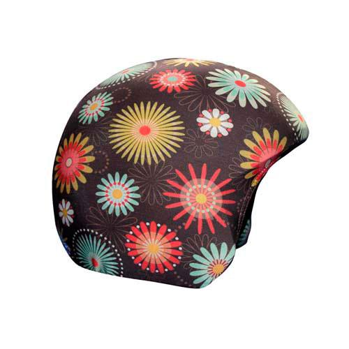 Funda casco Flores