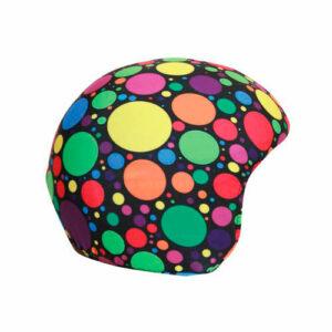 Funda casco Lunares Colores
