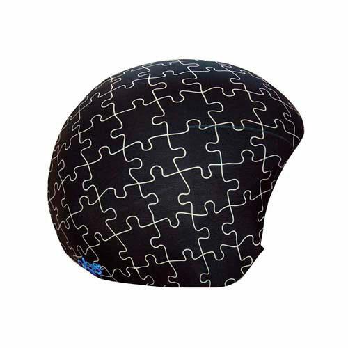 Funda casco Puzzle