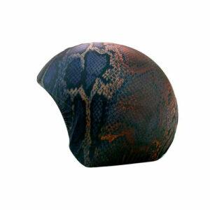 Funda casco Serpiente izquierdo
