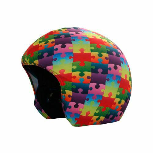 Funda casco colores izquierdo
