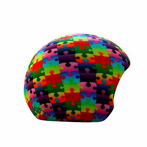 Funda casco colores lateral