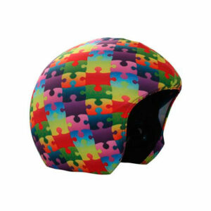 Funda casco colores tercio