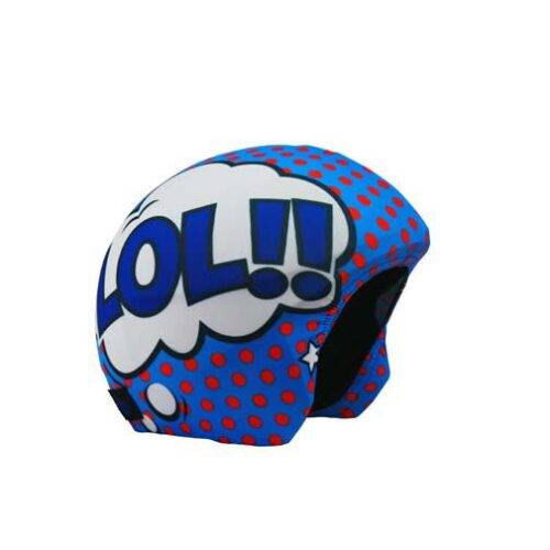 Funda para casco Laugh out loud