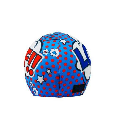 Funda para casco Laugh out loud Trasera