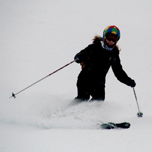 Funda casco Arlequín ski