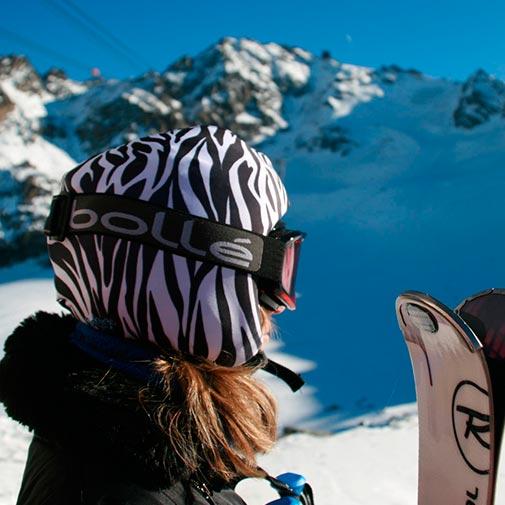 Funda casco Cebra Ski