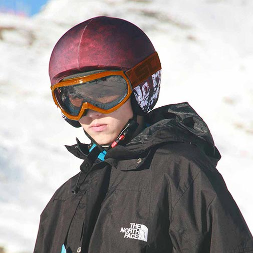 Funda casco Grungy ski