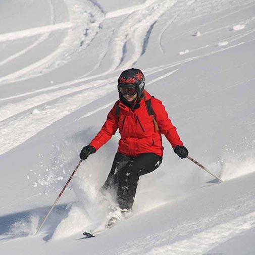 Funda casco Jacquard ski