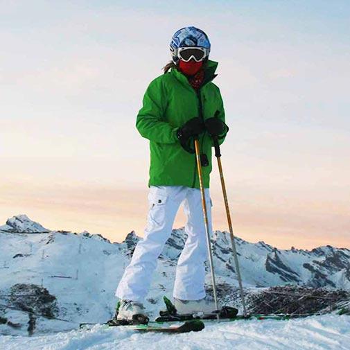 Funda casco Olimpiadas de Invierno Ski