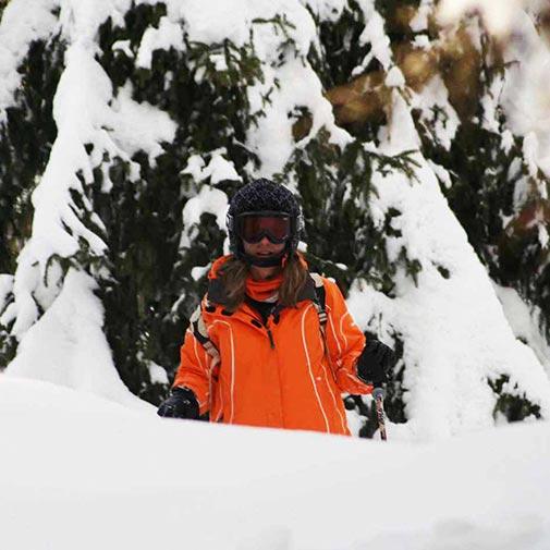 Funda casco Puzzle ski