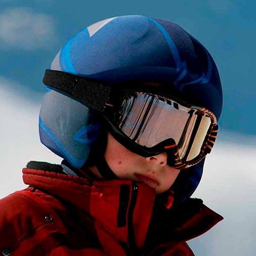 Funda casco Rayo ski