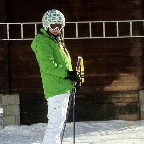 Funda casco Trébol Ski