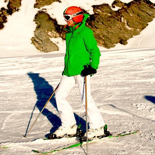 Funda casco sandia Ski