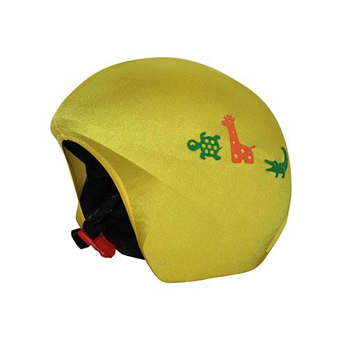 Funda Casco Craft Amarillo