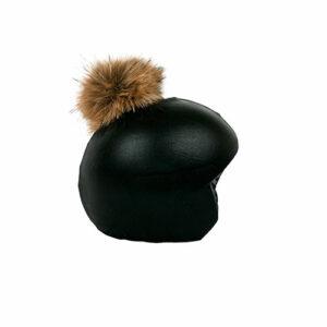 Funda casco Exclusive pon-pon Negro