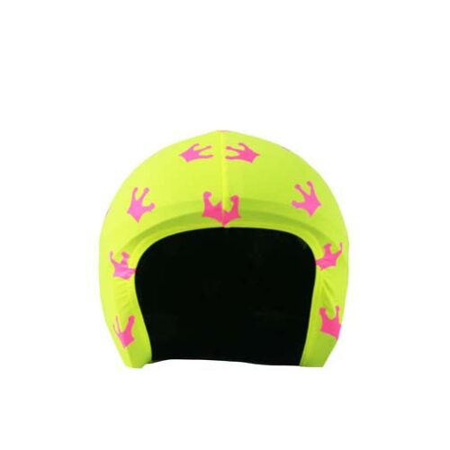 Funda casco Foggy Coronas frontal