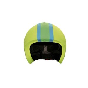 Funda casco Foggy Rayas Frontal