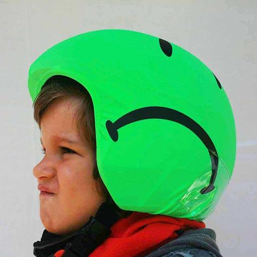 Funda casco Foggy Smile 1