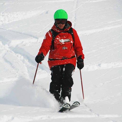 Funda casco Foggy Smile Ski