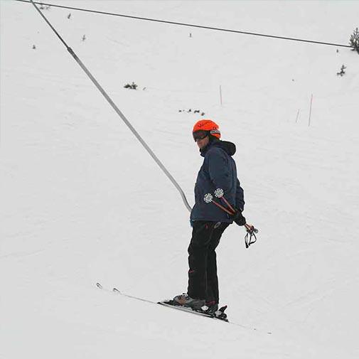 Funda casco Foggy Watch out ski