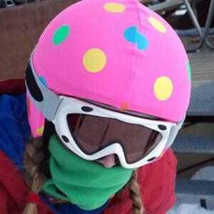 Funda casco foggy lunares ski