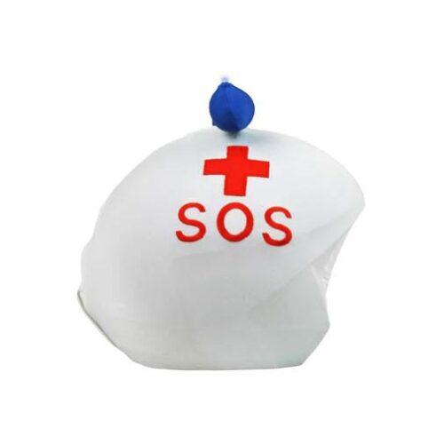 Funda casco Led Ambulancia derecho
