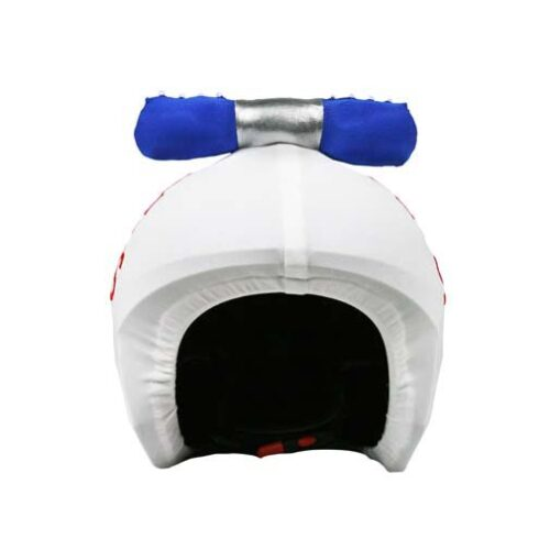 Funda casco Led Ambulancia frontal