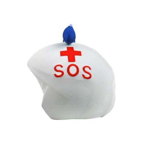 Funda casco Led Ambulancia Izquierdo