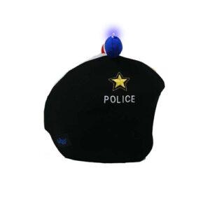 Funda casco Led Policía Derecho