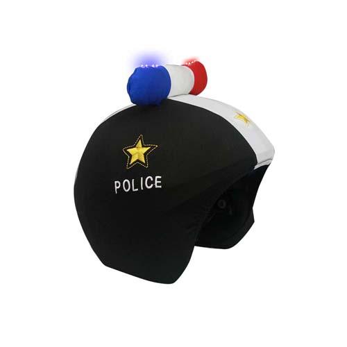 Funda casco Led Policía Tercio
