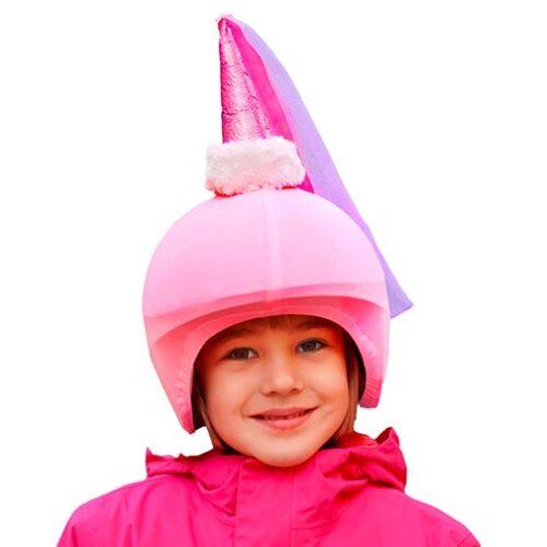 Funda casco princesa de las nieves P