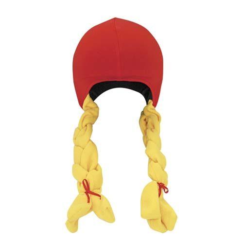 Funda casco Caperucita Roja Frontal