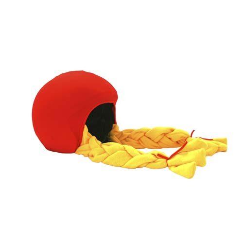 Funda casco Caperucita Roja Tercio