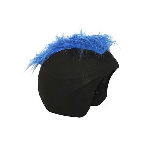 Funda casco Pelos azul Tercio